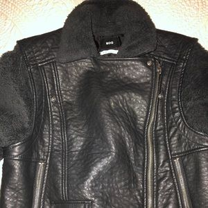 Black jacket from urban outfitters